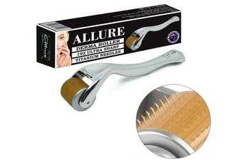 Original Allure Derma Roller 192 Real Insterted Titanium Needles 1.5mm