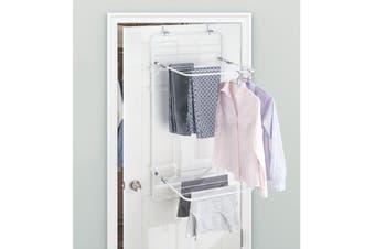 Brezio Over the Door Clothes Rack