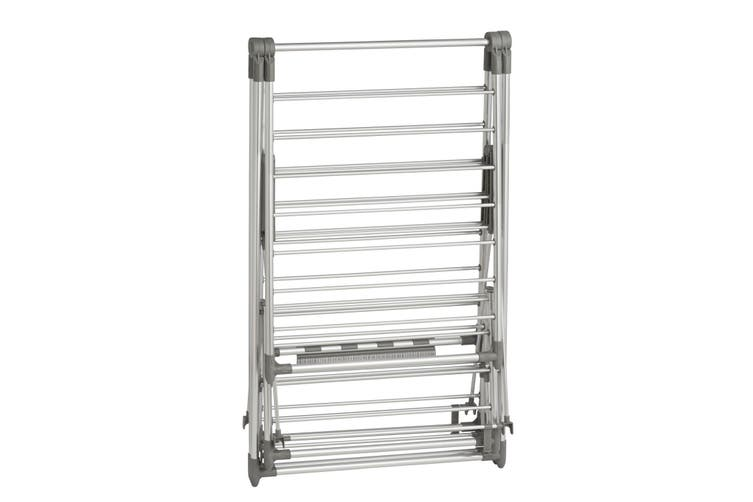Brezio Folding Drying Rack 5 Shelf Deluxe Aluminium