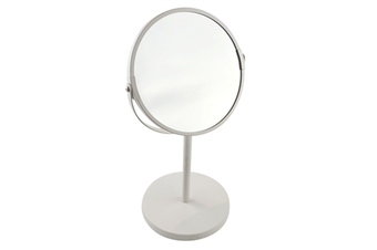 Vanity Mirror Double Sided Coal