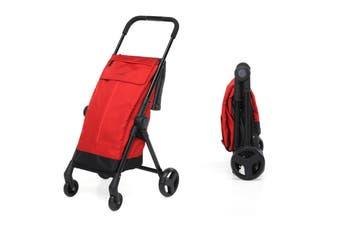 Go Fast Trolley Red