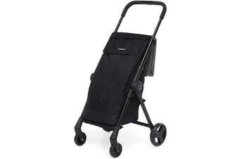 Go Fast Trolley Black