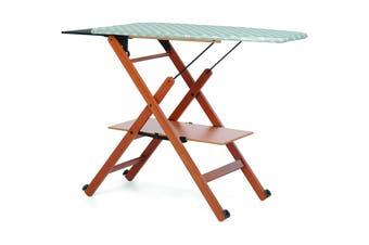 Assai Folding Ironing Board Walnut