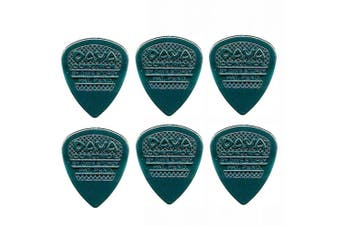 Dava Control Nylon Guitar Picks - 6 Pack