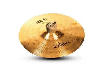 "Zildjian ZBT Splash Cymbal - 10""  Sheet Bronze with Traditional Finish"