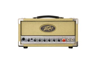 "Peavey  ""Classic 20MH"" Mini Guitar Tube Amplifier Head 20-Watt"