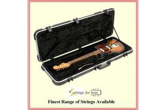SKB 1SKB-62 Jaguar / Jazzmaster Type Hardshell Case TSA Locks * CASE Only *