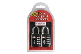 SKB 1SKB-PDL - TSA Combination Padlock ( 2 Pack )