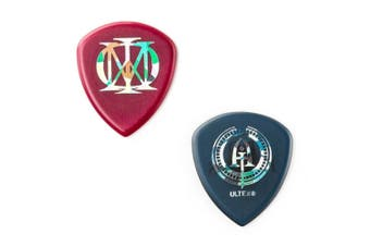 Dunlop John Petrucci Flow  548PJP200 Ultex + Andy James Flow Jumbo Guitar Pick