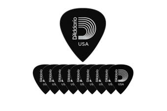 D'addario Planet Waves 6DBK7 Duralin Precision Guitar Picks Extra Heavy 10 picks