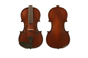 St Romani III 3/4 Violin by Gliga Outfit Made in Romania setup Clarendon Strings