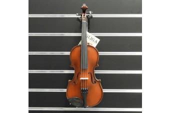 Gliga Violin 1/2  Gliga 3 Outfit Antique Finish Pirastro Strngs i Made in Europe
