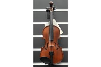 Gliga 3 Violin 1/8 Antique Varnish Outfit Setup Aubert Bridge Made in Europe