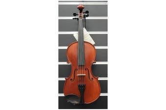 Gliga Violin  4/4 Gliga 2 Outfit Dark Antique with Bow & Case Made in Europe