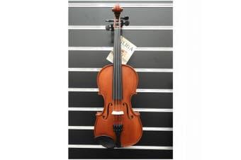 Gliga Violin  4/4 Gliga 2 Outfit Antique Finish Inc Bow & Case Made in Europe