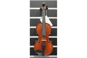 Gliga Violin  1/2  Gliga 2 Outfit Dark Antique  Inc Bow & Case Made in Europe