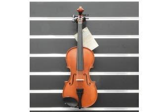 Gliga Violin  1/2  Gliga 2 Outfit Antique Finish Inc Bow & Case Made in Europe