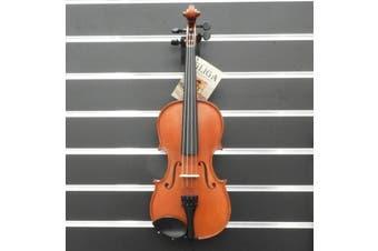 Gliga Violin  7/8  Gliga 1 Outfit Antique Finish Inc Bow & Case Made in Europe