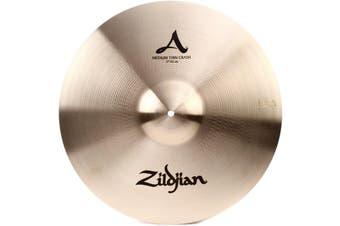"""Zildjian 17"""" A Zildjian Medium-thin Crash Cymbal Medium Thin weight"""