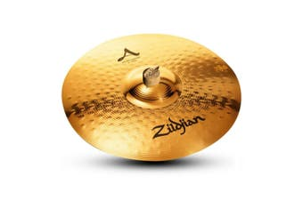 "Zildjian A Custom Crash Cymbal - 17"" Heavy Brilliant Finish"