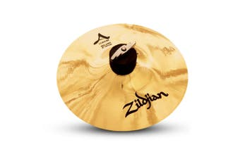 "Zildjian 8"" A Custom Splash Cymbal - Paper Thin Splash Cymbal"