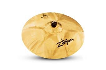 "Zildjian A Custom Crash Cymbal - 19"" Medium  Brilliant Finish"