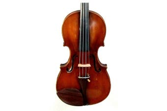 Fine Old French Violin by Andre Granier Made in Marseille circa 1930