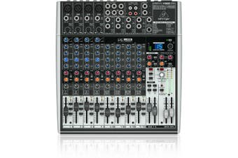 Behringer Xenyx X1622USB 16-Input USB Audio Mixer with Effects
