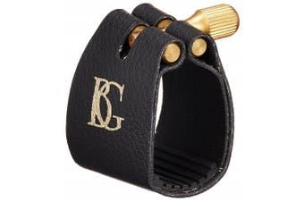 BG L15 Ligature with Cap, Baritone Saxophone, Standard  Made in France
