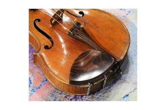 Fine Antique French Violin Labeled F. Breton Made in Mirecourt circa 1850