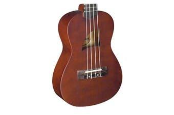 Eddy Finn EF-1T  Tenor  Ukulele Basswood  Aquila Strings