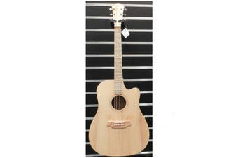 Cole Clark FL1EC-BM Fat Lady 1 Acoustic Guitar - Bunya Top w/ QLD Maple Back