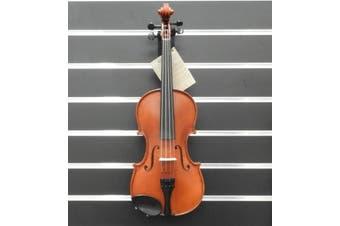 Gliga Violin 4/4 Gliga I Outfit Antique Finish Pro Setup Ready to Play Made in Europe
