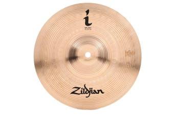 "Zildjian 10"" I Series Splash Cymbal B8 Bronze with Traditional Finish ILH10S"