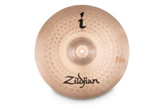 "Zildjian 14"" I Series Crash Cymbal B80 Bronze - Traditional Finish"