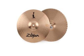 "Zildjian 14"" I Series Mastersound Hi-hat Cymbals - Traditional"