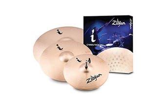 "Zildjian I Series Standard Gig Cymbal Set - 14"", 16"", 20""  B8 - Traditional"
