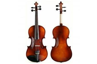 Reichel Violins 1/2 Student Violin Model Etude Outfit  Hand Carved Solid wood
