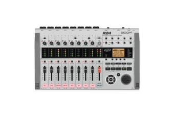 Zoom R24 24-track Recorder / Interface / Controller with Loop Sampler