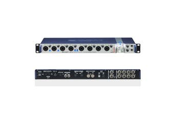 Zoom TAC-8 18x20 Thunderbolt Audio Interface 18-in/20-out with 8 XLR/TRS Combo