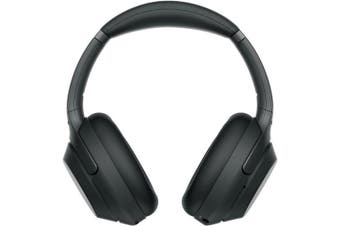 Sony WH-1000XM3 Noise Cancelling Headphones Black