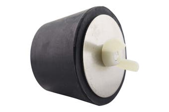 Expansion Plug 50mm For Swimming Pool Pipework - Tapered Rubber Plug