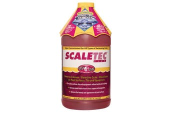 Pool Surface Stain And Scale Remover - Scaletec PLUS 1.89L