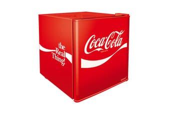 Husky 46L Coca-Cola Solid Door Bar Fridge
