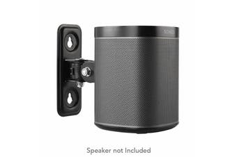 Wall Mount For Small Speaker Up To 2kg Including Sonos Play:1 Swivel Function