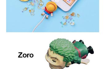 Cable Bite One Piece for Lightning Cable Limited Edition [Zoro]