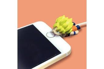 Cable Bite Dragon Ball Super for Lightning Cable Limited Edition [Super Saiyan Goku]