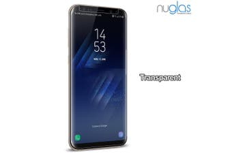NUGLAS 3D Tempered Glass Screen Protector [Clear] Samsung Galaxy Note 9