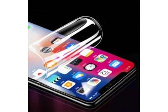 iPhone 8 Plus Ultra Hydrogel Aqua Flex Full Screen Protector [Front Only]
