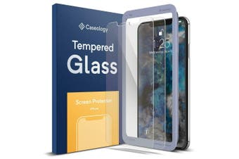 Caseology Scratch Resistant Screen Protector [2-pack] for XS MAX